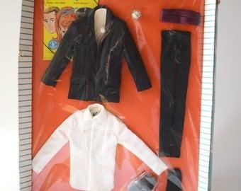 Vintage Barbie Ken Doll Tuxedo Complete #787 MIB