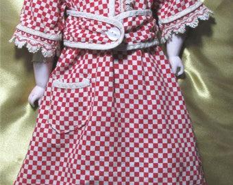 Antique doll rare beauty marked E 1880 rare German beauty Kestner