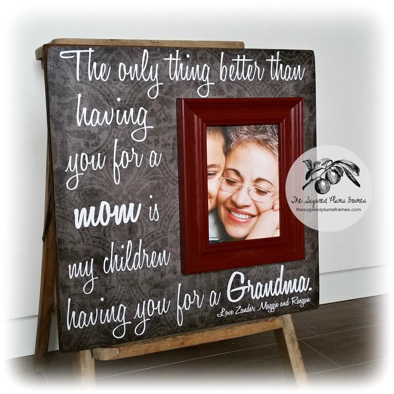 Grandma Gift Gift For Grandma Birthday Gift For Grandma