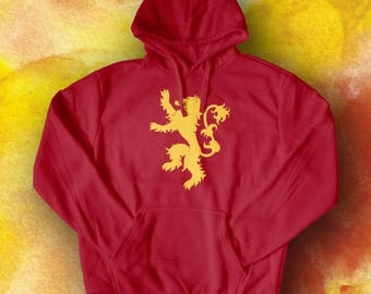 Game of Thrones House Lannister Hoodie
