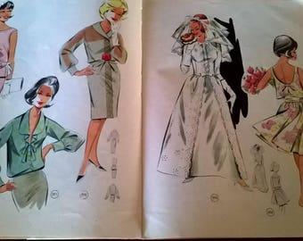 Vintage Lutterloh System - The Golden Rule Supplement No.97, 1960's
