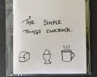 The Simple Things CookBook.