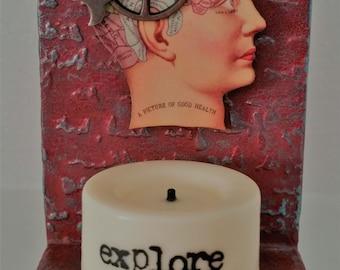 Explore Mini Alter/ Candle Holder