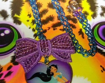 Princess Jasmine Necklace