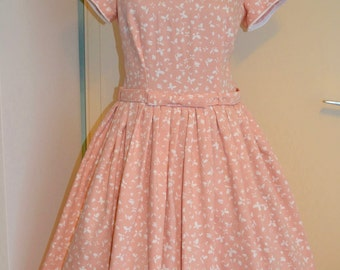1950's inspired Swing dress 'Butterfly'