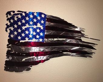 American Flag  - Dennis Boyd Designs