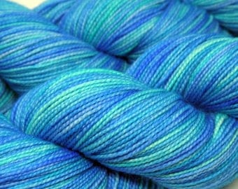 Strong Sock - Brite Blue