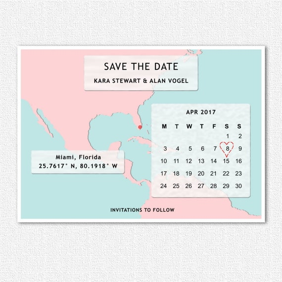 items similar to world map save the date cards destination wedding template postcard wedding. Black Bedroom Furniture Sets. Home Design Ideas