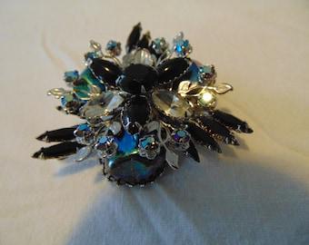 vintage juliana brooch