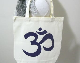 OHM  Canvas Tote Bag