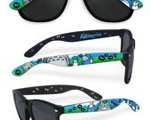 My Neighbour Totoro Wayfarer studio Ghibli custom birthday gift for her personalized gift for him Soot Sprite Unique gift sunglasses cute