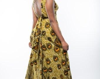 NEW - Yara maxi dress by GITAS Portal