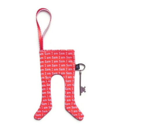 Magic Santa Key Christmas Ornament, Santa's Magic Key, Modern Decoration Tradition Elf Stockings, Letter to Santa, Kids, Boy Girl, Dr Seuss