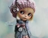 Blythe/Pullip Hat TWILIGHT DREAMS By Odd Princess Atelier, Victorian Outfit, Winter Collection
