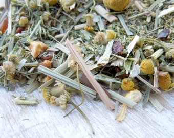 Organic Herbal Loose Tea Rainy Days / Herbal Infusions