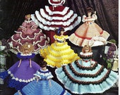 Fashion Doll Promenade Crochet Pattern The Needlecraft Shop 971011