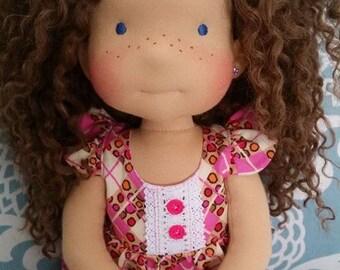 Waldorf doll customer depozit