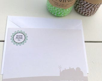 Personal note add-on | to be purchased with product
