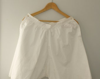 1920s bloomers | vintage 20s cotton french knickers