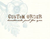 Custom Order for SS
