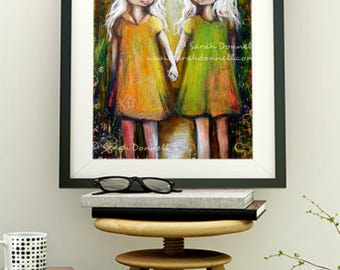 Children's Art - Figurative Art - Fine Art