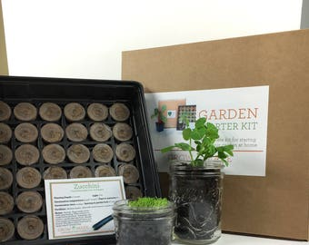 DIY Vegetable Garden Kit