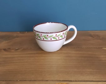 Antique Toy Pearlware Tea Cup c1800