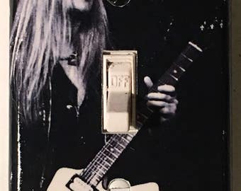Lita Ford (Runaways era) Light Switch Plate