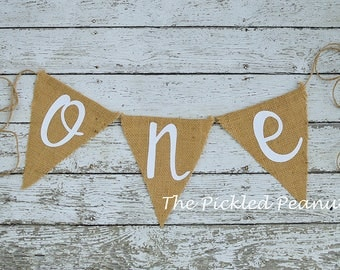 Burlap Birthday Banner Burlap Banner Name Banner ~2.99/Letter~ Burlap Bunting Burlap Garland Happy Birthday Highchair Banner Nursery Banner