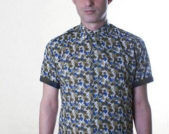 Dotted shirts, short sleeve - Impressionist