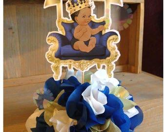 Royal Prince Centerpiece DIY KIT,