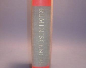 1964 Douglas MacArthur REMINISCENCES Vintage Book GREAT PHOTOS