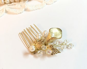 Pearl Wedding Hair Comb, Pearl Bridal Hair Comb, hair combs for wedding, wedding hair accessories bridal comb, pearl hair comb for wedding
