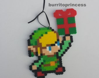Link Christmas Ornament - Link Christmas Decoration - Legend of Zelda Christmas Ornament - Legend of Zelda Christmas Decoration