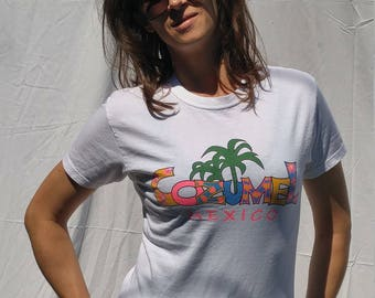 vintage Cozumel shirt