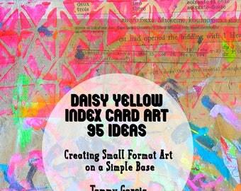 3-Pack ICAD Kick-Start, 101 Ideas, 95 Ideas Daisy Yellow SALE