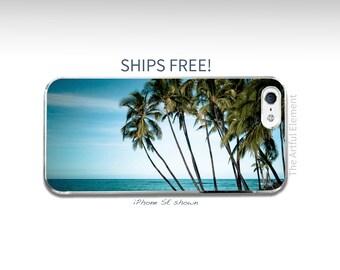 Hawaii iPhone 7 case, iPhone 7 Plus case, Tropical iPhone case, Palm tree iPhone case, iPhone 6 case, iPhone SE case // Slim iPhone cases