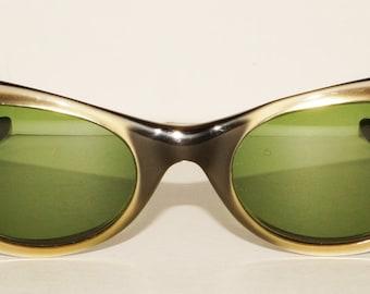 1960s Ray Ban Marche Sunglasses Vintage Retro Pinup