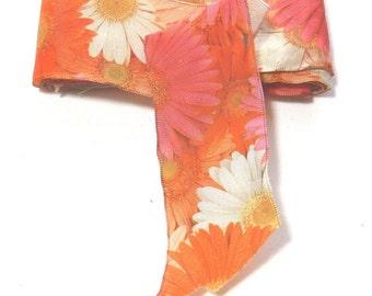 Vintage wire edged silky ribbon length bundle