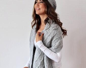 Alpaca Wool Blend Hobart Winter Set