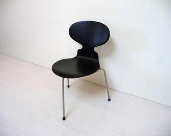 3-Leg Arne Jacobsen for Fritz Hansen Ant Chair