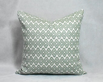 "Amy Karyn Fabric ""Surat"" Pillow"