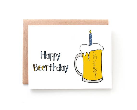 Happy Beerthday