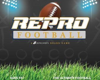 Repro Football Board Game