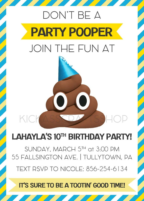 Monster image regarding free printable poop emoji