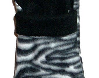 Sugar Glider Cage Pouch , Small Animal Hanging Sleep Sack   size small