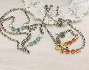 Swarovski Elements Bracelet / Necklace