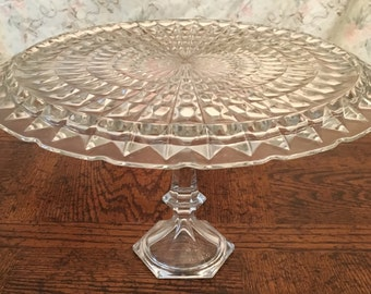 Connie Floral Cake Stand (HL204)