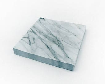 Marble Sticky Notes Etsy