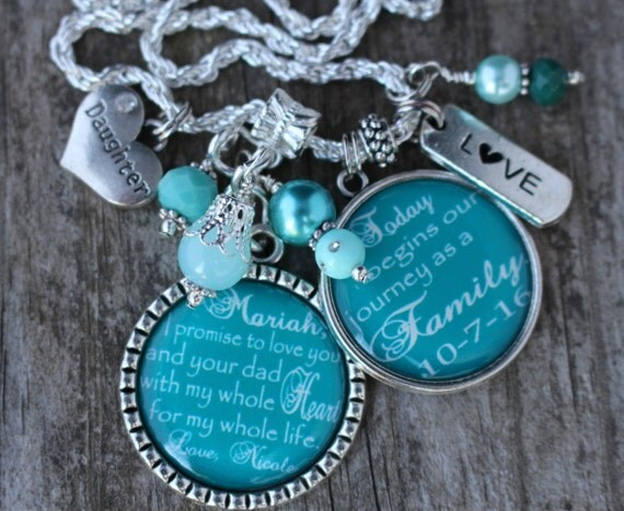 Daughter Wedding Gift: Step Daughter Gift Wedding Gift Stepdaughter Wedding Gift Step